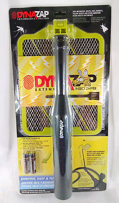 Dynazap Home Insect Bug Zapper Extendable to 3 Feet Model DZ30100 NEW NIP
