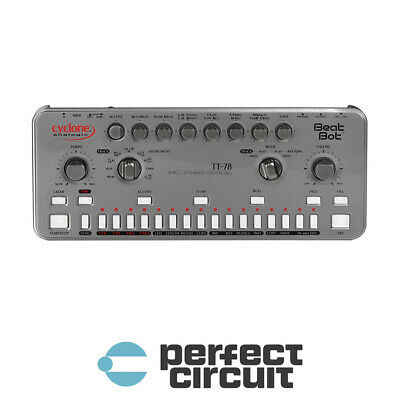 Cyclone Analogic TT-78 Beat Bot CR-78 Clone DRUM MACHINE - NEW - PERFECT CIRCUIT