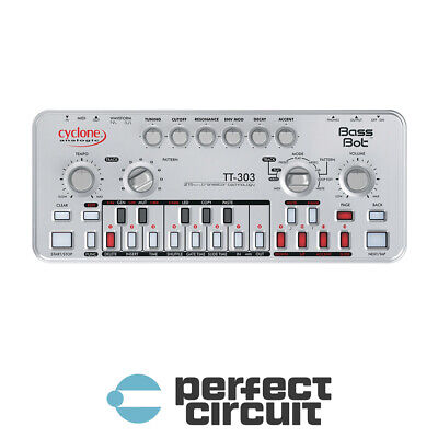 Cyclone Analogic TT303 TT-303 Bass Bot Bassbot V2 TB-303 NEW - PERFECT CIRCUIT
