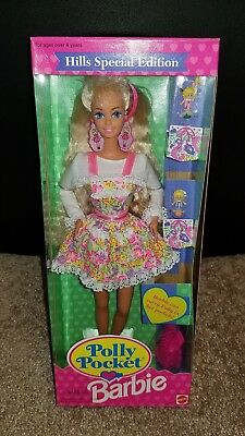 Barbie Polly Pocket Doll New NRFB Hills Special Edition