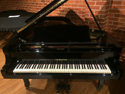 Yamaha C7 Conservatory Grand Piano 227cm - Excellent Condition