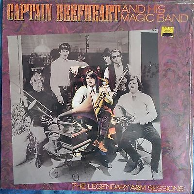 """CAPTAIN BEEFHEART & His Magic Band - The Legendary A&M Sessions - 12"""" EP AMY 226"""