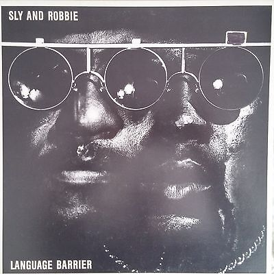 SLY AND ROBBIE - Language Barrier - LP, inner - Island Records ILPS 9831