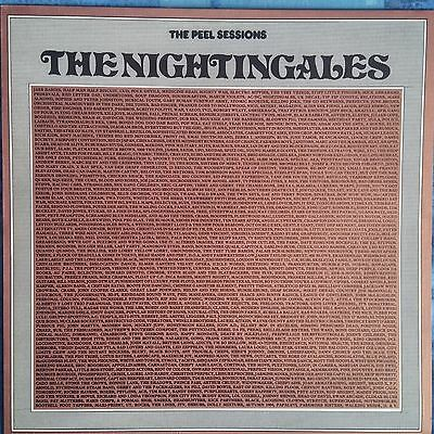 """THE NIGHTINGALES - The Peel Sessions - 12"""" EP Strange Fruit SFPS 052"""