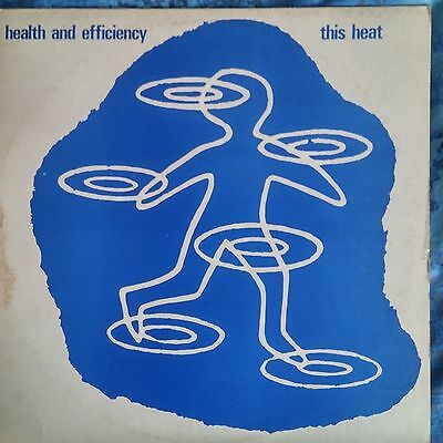 """THIS HEAT - Health And Efficiency - 12"""" Piano - this 1201"""