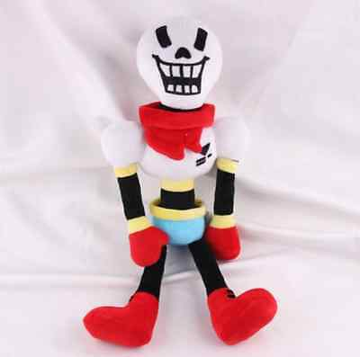 "Great UNDERTALE PAPYRUS PLUSH DOLL TOY 30CM 12""  Q236"