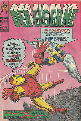 Der Eiserne # 11 - Marvel Williams 1976 - Zustand 3