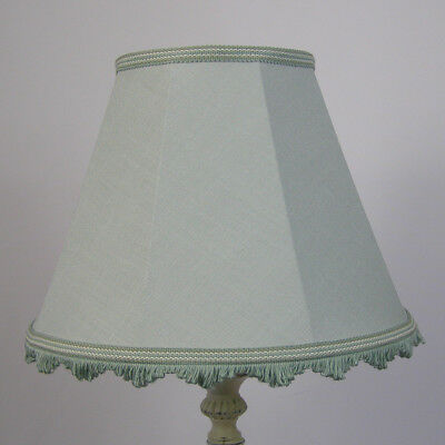 Traditional Fabric Linen Lampshade **REDUCED FROM £80.00 TO £64.00**