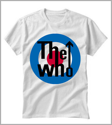 wholesale dealer c3861 132f9 T-Shirt Uomo Donna The Who Music Rock My Generation Gen0577