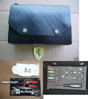 Ferrari Tools Enzo Complete Tool Kit - Perfect Concours Condition