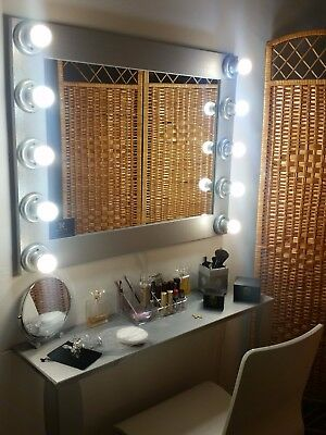 Espejo camerino maquillaje, Make Up Spiegel mit led, Hollywood Vanity Mirror
