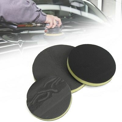 4/5/6 Inch Car Polish Sponge Wax Round Cleaning Pad Wash Bar Mud Removed Cleaner