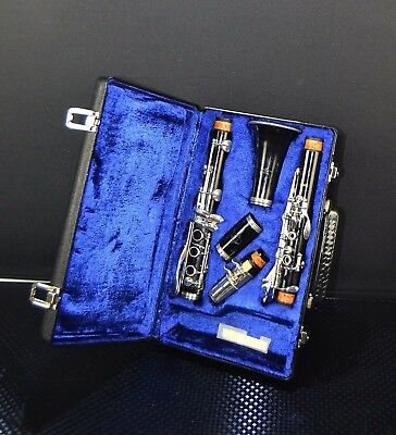 Vintage Top Clarinet Buffet Crampon E10 &original Case~Best Quality~Excellent!!!