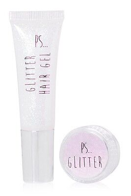 Glitter Hair Kit Glitter Gel And Loose Glitter Festival Body Art