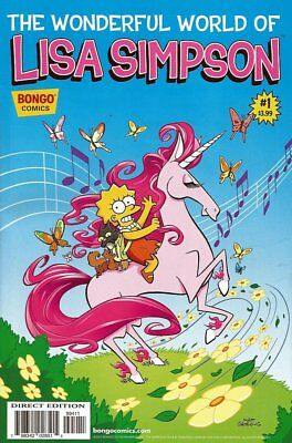 Wonderful World of Lisa Simpson (2013 One Shot) #   1 Near Mint (NM) MODN AGE