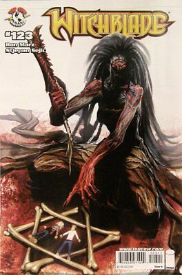 Witchblade (Vol 1) # 123 Near Mint (NM) Image MODERN AGE COMICS