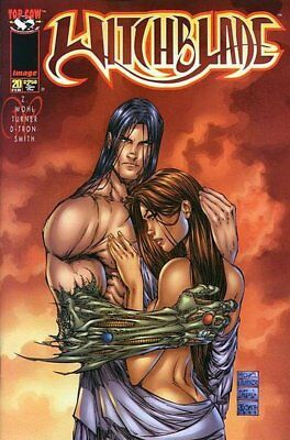 Witchblade (Vol 1) #  20 Near Mint (NM) Image MODERN AGE COMICS
