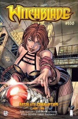 Witchblade (Vol 1) # 168 Near Mint (NM) CoverB Image MODERN AGE COMICS