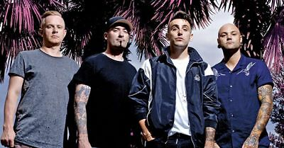 2 hedley concert tickets