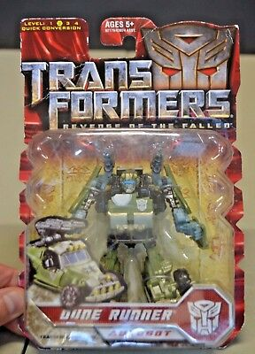 Transformers DUNE RUNNER, 2008 Hasbro, NEW! PN 6909820000, Revenge Of The Fallen