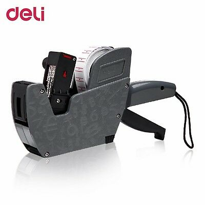 Handheld Design Price Tag Gun Labeller Label Tagging Maker Machine For Store