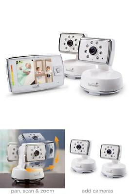 OpenBox Summer Infant Dual View Digital Color Video Baby Monitor