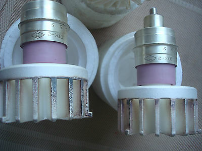 GS9B same as GI7B Tube Amplifier QRO HF VHF UHF TRIODE GI6B Military Equipment