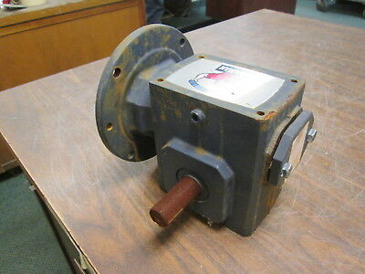 Grove Gear Iron Man Reducer GR8180124.00 Model: GR-BMQ818-15-R-56 Used