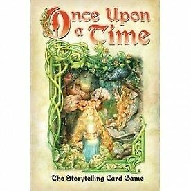 Once Upon a Time 3rd Edition Board Game - Brand New!