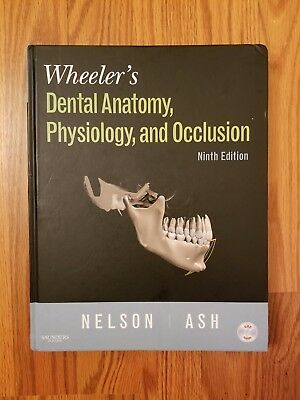 WHEELER\'S Dental Anatomy, Physiology, And Occlusion - Nelson ...