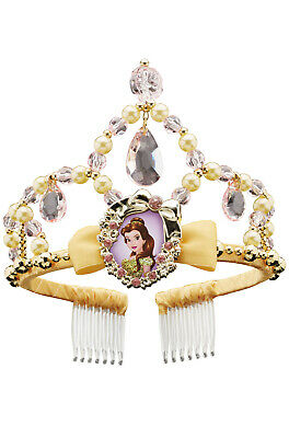 Brand New Disney Beauty and the Beast Princess Belle Classic Child Tiara