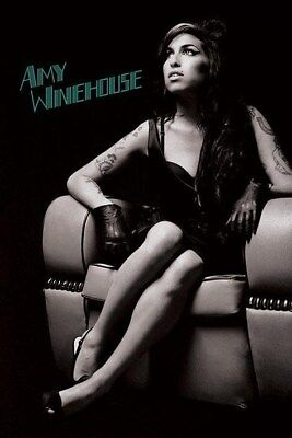 AMY WINEHOUSE ~ PORTRAIT 24x36 MUSIC POSTER NEW/ROLLED!