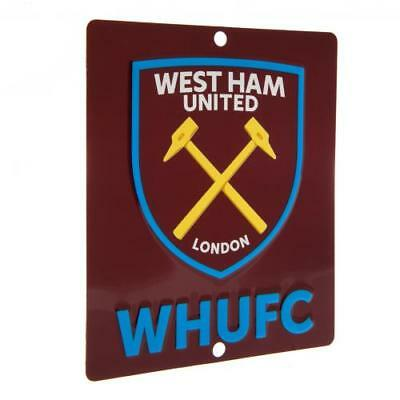 West Ham United Fc Utd Window Sign SQ