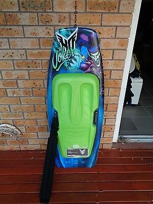 2017 Ho Joker Kneeboard.brand New