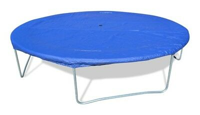 Rainbow 10 FT Trampoline Rain Cover Weather Protection Replacement Round Blue