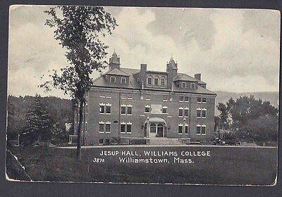 1907 Jessup Hall Williams College, Williamstown Mass
