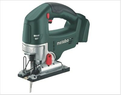 Jigsaw Cordless D-Handle LED Metabo 18v Lithium-Ion SKIN ONLY STA18LTX-SKIN