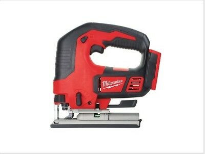 Jigsaw Cordless Industrial FIXTEC Blade Milwaukee 18V Li-Ion- Skin Only M18BJS-0