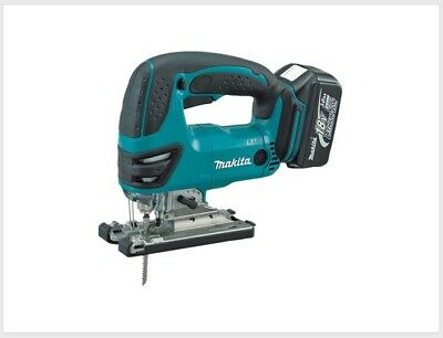 Jigsaw Cordless Pendulum LED Makita 18V Lithium Ion  #DJV180RF Electronic Brake