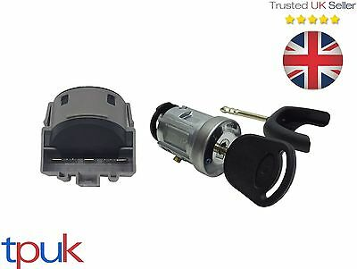 Ford Transit Mk7 Ignition Switch & Barrel Set With 2 Keys 2006 On 2.2 2.4