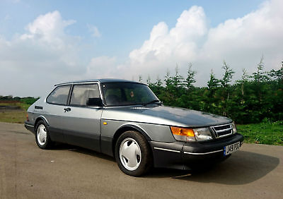 Saab 900 2.0 Turbo 16V 148K Fully serviced, restored, NEW MOT