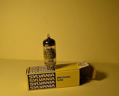 One 6AG5 tube from SYLVANIA