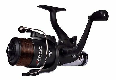 Shakespeare Beta 60 FS Freerunner Freespool NEW Carp Fishing Reel