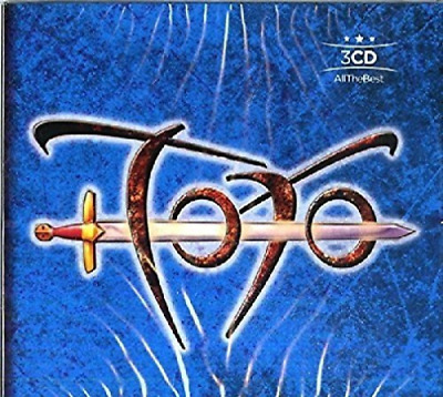 Toto-Toto - All The Best  CD NEW