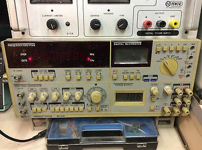Metex Ms 9140 Combined Test Instrument System