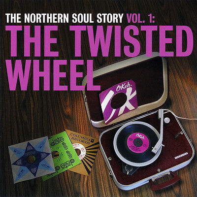 Northern Soul Story Volume One Twisted Wheel New Sealed 180G Vinyl 2Lp In Stock