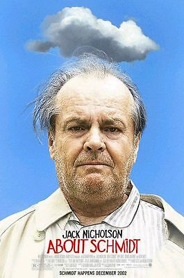 35mm ABOUT SCHMIDT (a proposito di Schmidt) TRAILER/FILM/MOVIE/FLAT/TEASER/BANDE