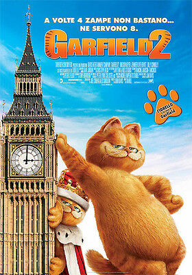 35mm GARFIELD 2 TRAILER/FILM/MOVIE/FLAT/TEASER/BANDE.