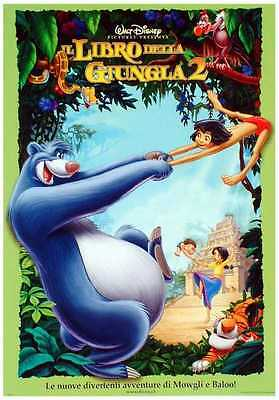 35mm JUNGLE BOOK 2 (il libro giungla) TRAILER/FILM/MOVIE/FLAT/TEASER/BANDE.