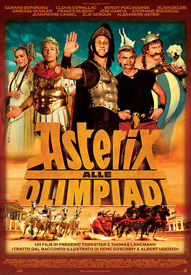35mm ASTERIX AT THE OLYMPICS TRAILER/FILM/MOVIE/FLAT/TEASER/BANDE.